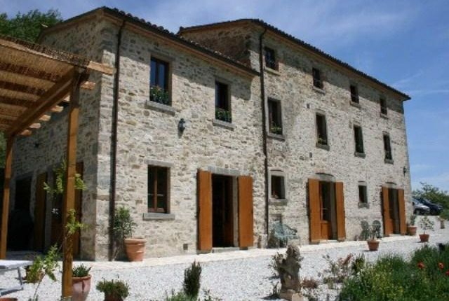 5 bed property for sale in Restored Country House, Pietralunga, Umbria