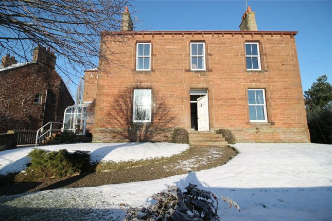 Thumbnail Detached house for sale in Edenside, Lazonby, Penrith, Cumbria