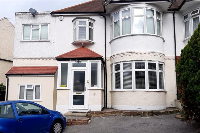 Thumbnail Semi-detached house for sale in Wanstead Lane, Cranbrook, Ilford