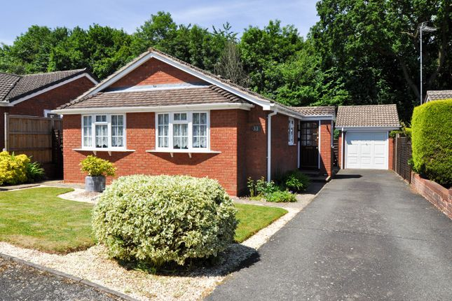 Thumbnail Detached bungalow for sale in Kempsford Close, Oakenshaw South, Redditch