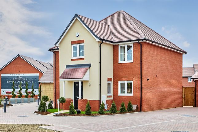 Thumbnail Detached house for sale in Plot 59, The Bromstone, Bedford, Bedford
