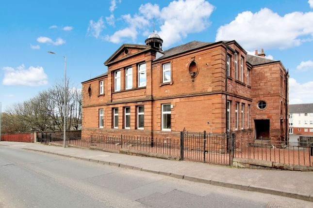 Thumbnail Flat for sale in Cowie Place, Wishaw