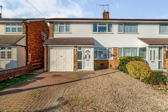 3 bed semi-detached house for sale in Mead Close, Grays RM16