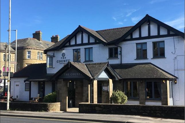 Thumbnail Hotel/guest house for sale in County Lodge & Brasserie, Lancaster Road, Lancashire, Carnforth