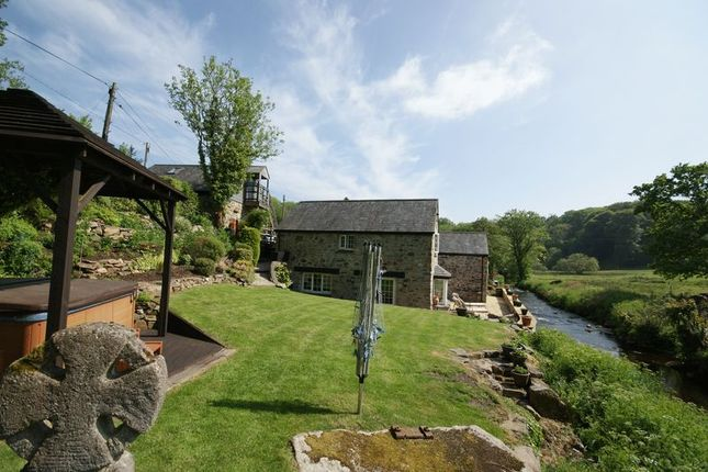 Thumbnail Property for sale in Mount, Bodmin