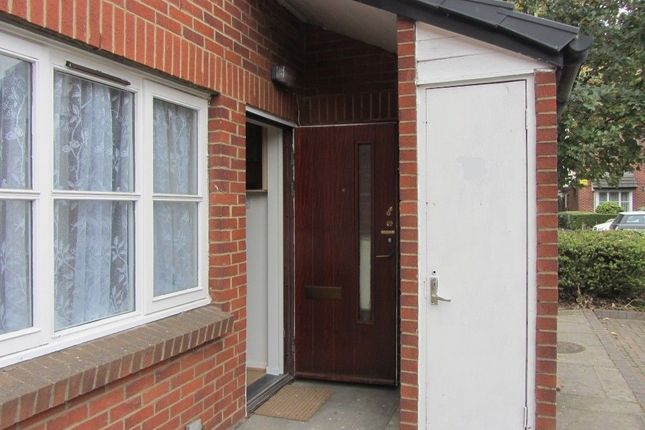 Thumbnail Flat to rent in Anderson Close, Acton