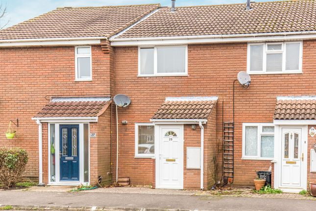 2 bed terraced house for sale in Tickner Close, Botley, Southampton