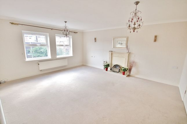 Living Room of Carrs Court, Church Street, Wilmslow SK9