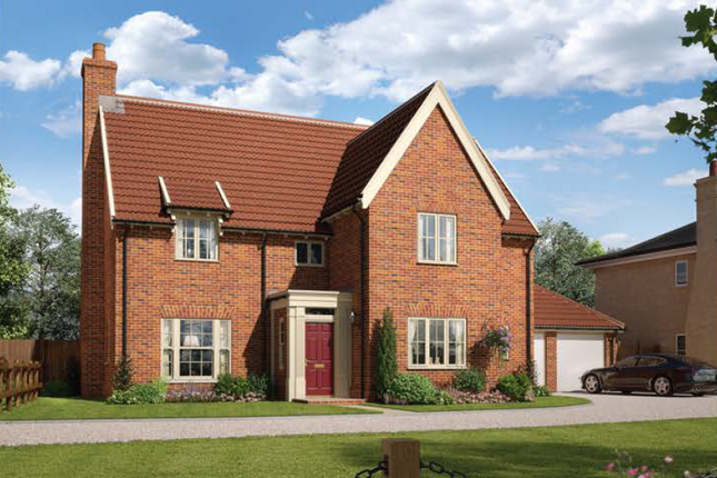 Thumbnail Detached house for sale in The Stalham, Wherry Gardens, Salhouse Road, Wroxham
