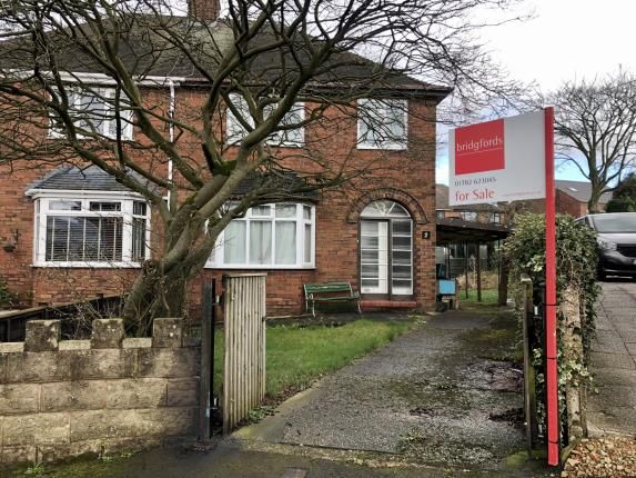 Front of Dain Place, Porthill, Newcastle Under Lyme, Staffs ST5