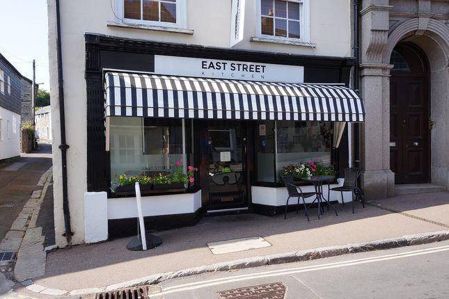 Restaurant/cafe for sale in East Street, Ashburton, Devon