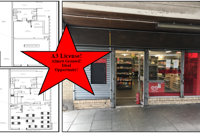 Thumbnail Restaurant/cafe to let in Chapel House Shopping Centre, Westerhope