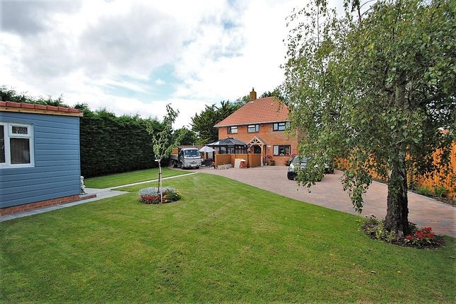 Thumbnail Detached house for sale in Burnham Road, Burnham-On-Sea