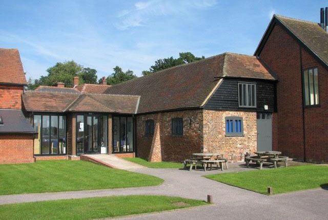 Thumbnail Office to let in Opus Stables, Manor Court, Herriard, Basingstoke