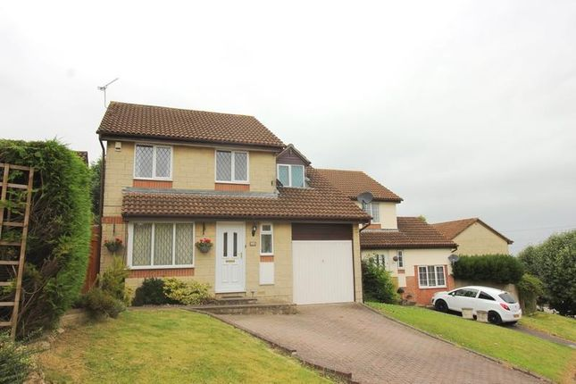 Thumbnail Detached house for sale in Buckthorn Drive, Swindon