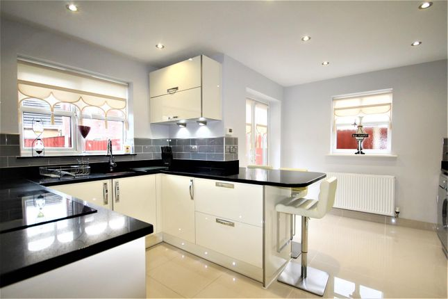 Thumbnail Detached house for sale in Cavalry Close, West Derby, Liverpool