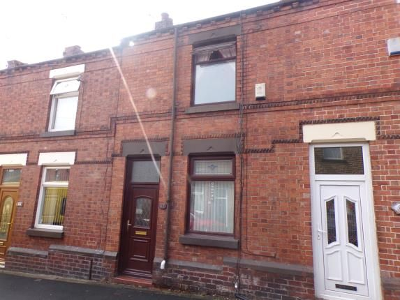 Front of Exeter Street, St. Helens, Merseyside WA10