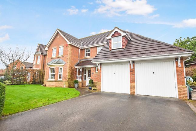 Thumbnail Detached house for sale in Yeo Valley Way, Wraxall, Bristol