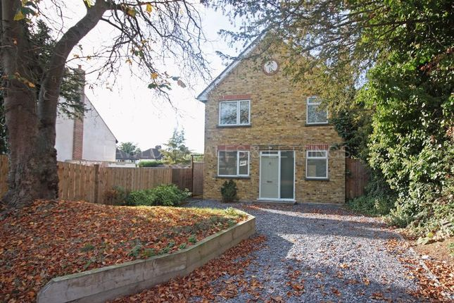 Thumbnail Detached house to rent in Bower Hill, Epping