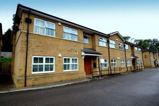 Thumbnail Flat to rent in The Sidings, Bletchley, Milton Keynes
