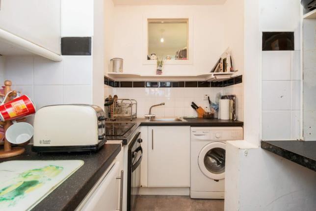 Kitchen of Gateside Street, Largs, North Ayrshire, Scotland KA30