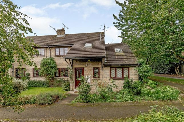 Thumbnail 2 bed semi-detached house for sale in Church Garth, Pool In Wharfedale, Otley
