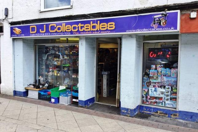 Retail premises for sale in Ipswich Street, Stowmarket