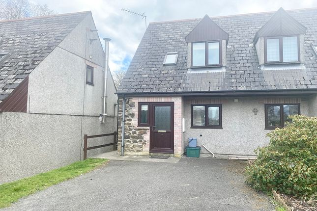 Thumbnail Semi-detached house to rent in Park Court, Chillaton