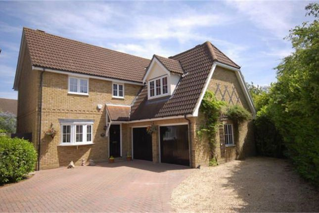 Thumbnail Detached house for sale in Framlingham Way, Great Notley, Braintree, Essex