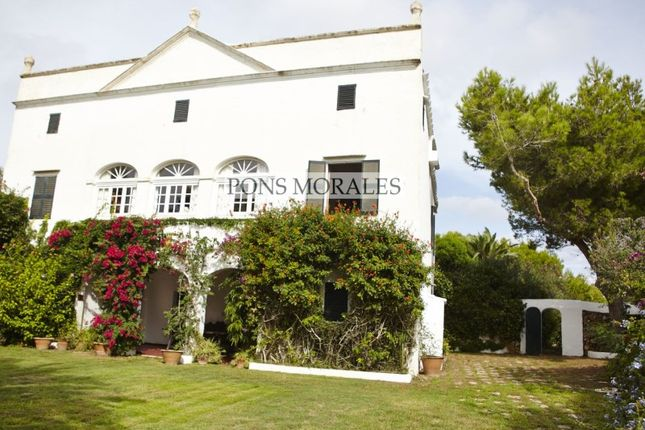 Thumbnail Country house for sale in Ciutadella, Ciutadella, Ciutadella