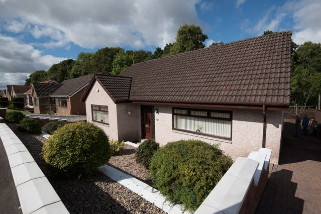 Thumbnail Bungalow for sale in Glengavel Gardens, Wishaw