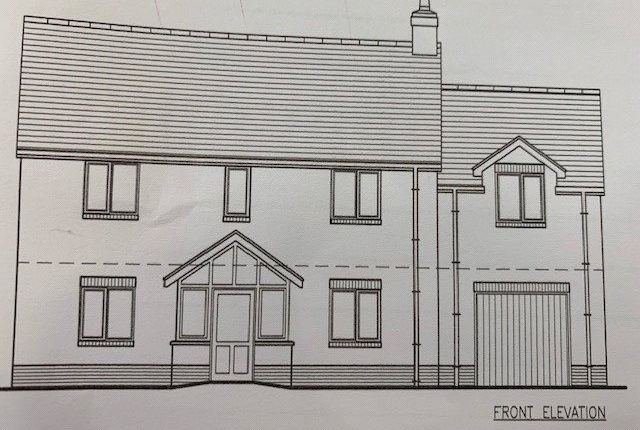 Thumbnail Detached house for sale in Plot 5 The Solva, Land South Of Kilvelgy Park, Kilgetty, Pembrokeshire