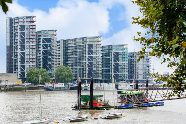 Thumbnail Property for sale in Riverlight Three, London