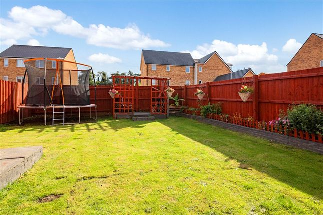 Garden of Martin Hunt Drive, Stanway, Colchester CO3