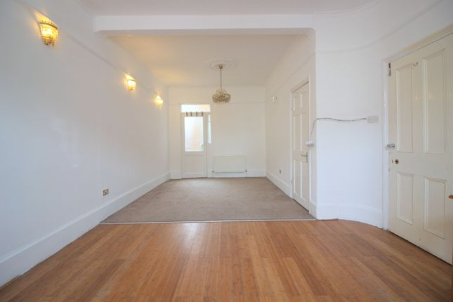 Thumbnail Terraced house to rent in Sibley Grove, East Ham