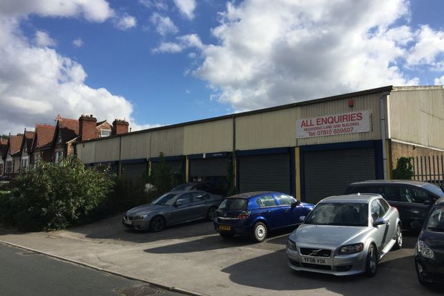 Thumbnail Warehouse for sale in Ashfield House, Balby