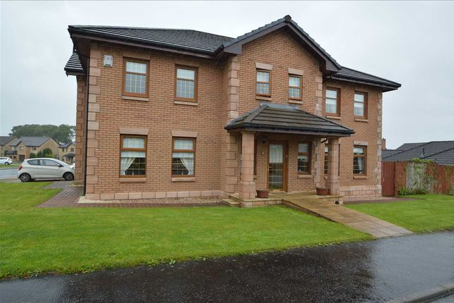 Thumbnail Detached house for sale in Ravenshall, Glen Noble, Cleland