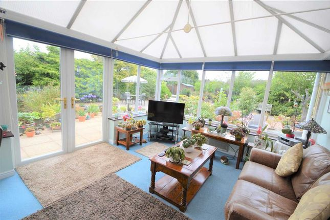 Thumbnail Detached bungalow for sale in The Ridings, Keyworth, Nottingham