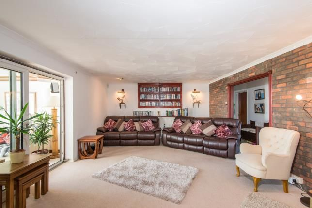 Living Room of Ropley, Alresford, Hampshire SO24