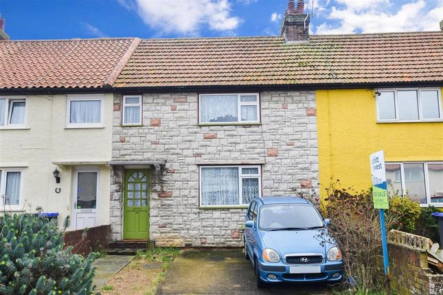 Thumbnail Terraced house for sale in Chester Avenue, Worthing, West Sussex