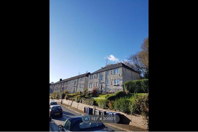 Thumbnail Flat to rent in Gael Street, Greenock