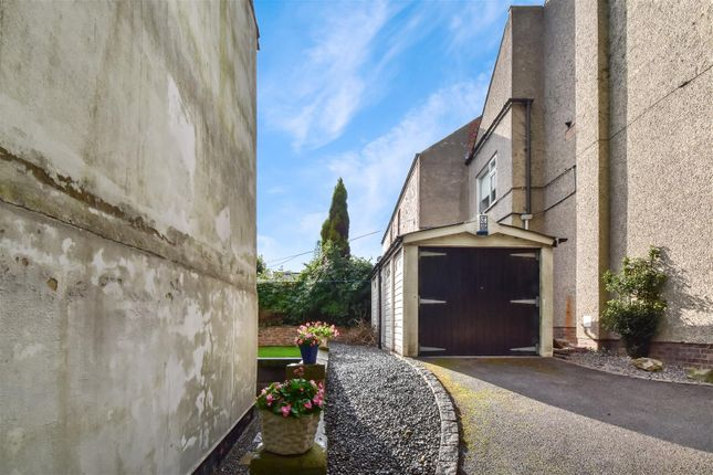 Detached Garage of King Street, Alfreton DE55