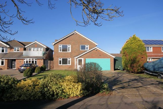 Thumbnail Detached house for sale in Fort Road, Alverstoke