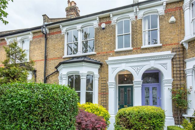 Thumbnail Terraced house for sale in Ashmount Road, Whitehall Park, London