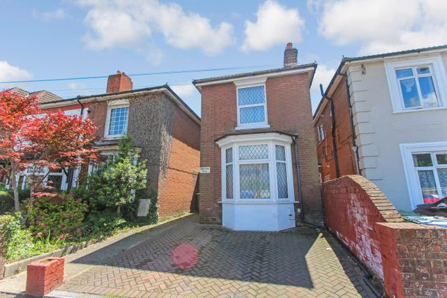 Thumbnail Detached house for sale in Waterloo Road, Freemantle, Southampton