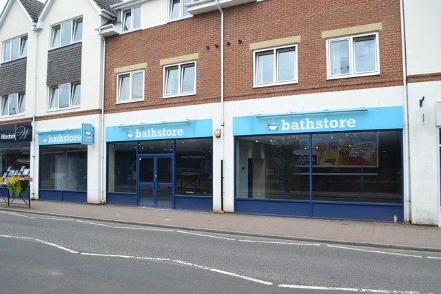 Thumbnail Retail premises for sale in Fleet Road, Fleet
