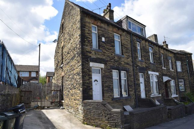 End terrace house for sale in Cemetery Road, Bradford