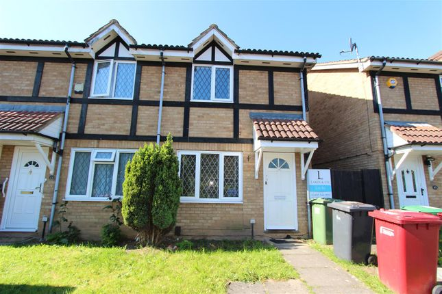 Thumbnail Terraced house to rent in Maplin Park, Langley, Slough