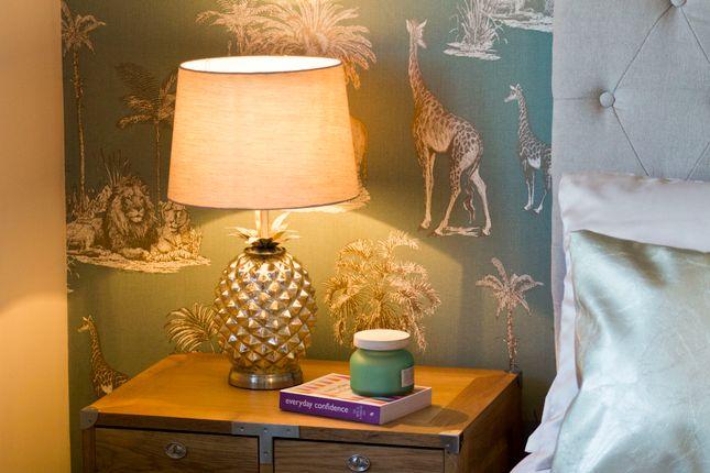 Typical Show Home Interior