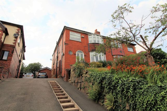 Thumbnail Semi-detached house for sale in Rochdale Road, Middleton, Manchester